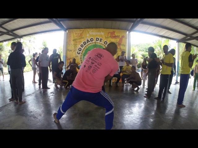 Capoeirando 2018. Roda do Mestre Canguru. Parte 2