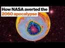 How NASA averted the 2060 apocalypse Michelle Thaller