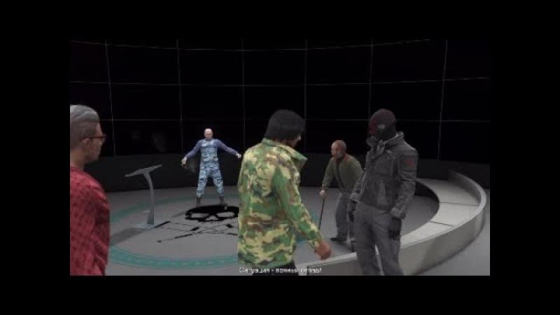 [18] The Doomsday Heist gta 3 (1 этап: меченые деньги) [часть 1 из 2]