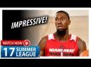 Okaro White Full Highlights vs Pistons (2017.07.04) Summer League - 29 Pts, 6 Reb