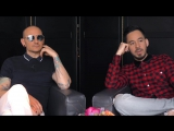 Linkin Park interview - Chester and Mike (part 1)