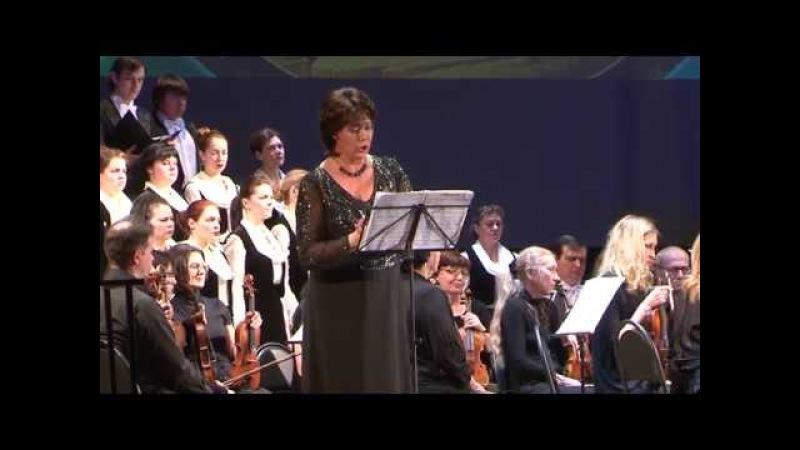Оратория Страсти по Матфею в театре оперы и балета