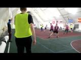 Благотворительный матч по футболу между командами управляющих компаний