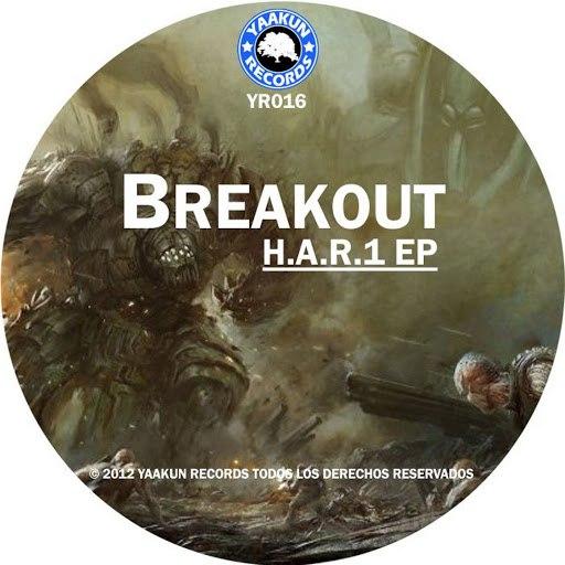 BreakOut альбом H.A.R.1 EP