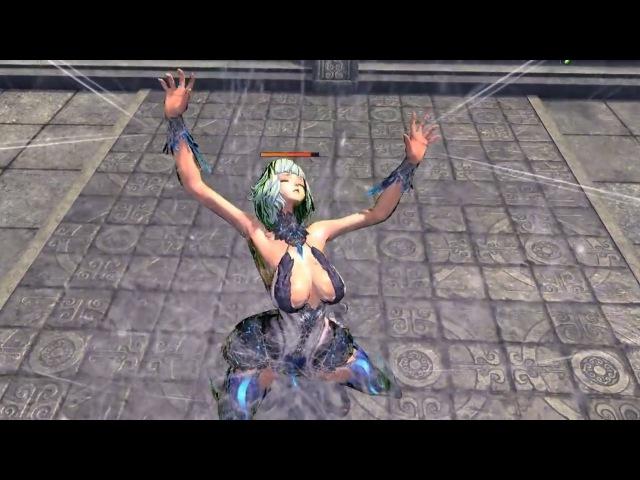 Ryona リョナ Blade Soul 4 Spider Web 1 YouTube