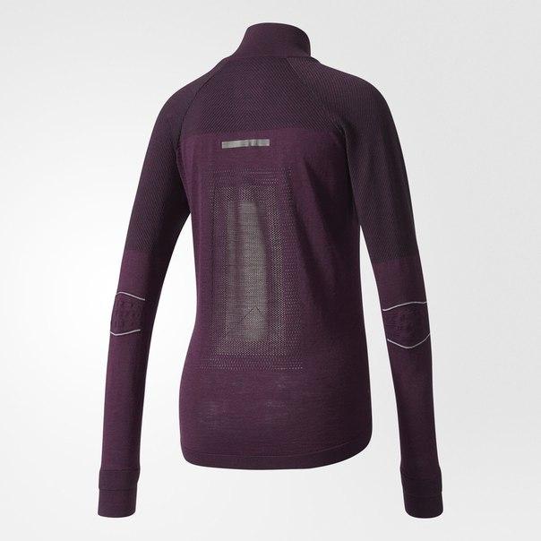 Куртка для бега Climaheat Primeknit