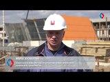 Строительные работы на первом участке Кожуховской линии метро завершатся в конце лета