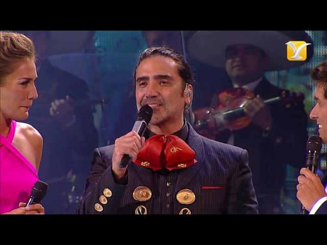 2015 ›› Alejandro Fernández Sin Tantita Pena Festival de Viña del Mar 2015