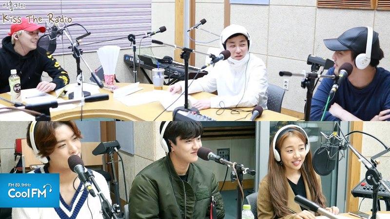 14 04 18 Hongkira @ Dindin Han Hee Jun Shin Won Ho Takuya Baeg Ayeon