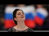 European Figure Skating Championships 2018. Evgenia, we believe in you!