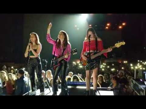 HAIM - Night So Long Found It in Silence (Live in Santa Barbara)