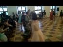 Джессика, Ева, Паша, любимые родители Липецка в танце Кадриль на Благотворительном Балу Детские мечты 11.02.18г.