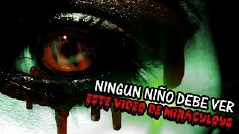 NINGUN NIÑO DEBE VER ESTE VIDEO MALDITO DE MIRACULOUS!! EN DIRECTO!!
