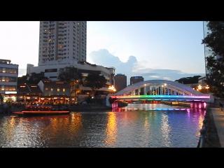 Singapore, Clarke Quay promenade