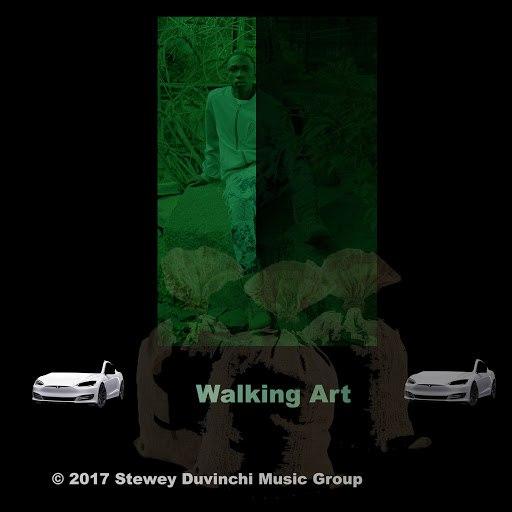 Cayne альбом Walking Art