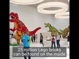 You Can Visit A Massive LEGO​ House In Denmark