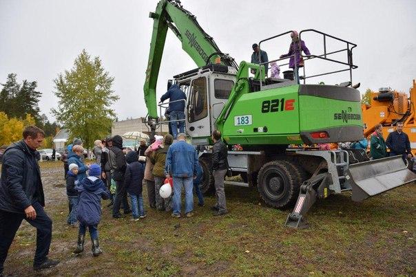 День работников леса в Усть-Илимске