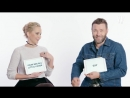 Kentucky and Aussie Slang with Jennifer Lawrence and Joel Edgerton