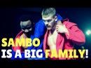 SAMBO is a big family