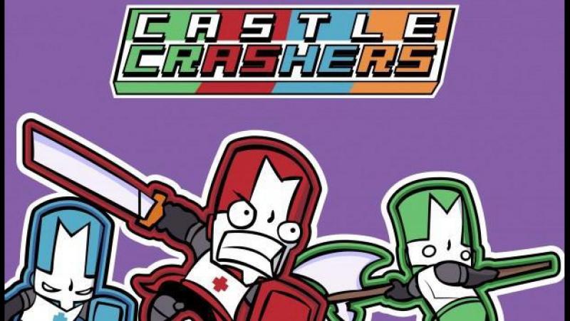 Проходим Castle Crashers. NO SPOILERS!