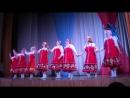 танец Кадриль в исполнении анс.Калейдоскоп на фестивале в Вожеге