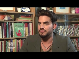 Adam at the Mosaic LGBT Youth Centre in London, 31.05.2018 about new album