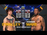 THE ULTIMATE FIGHTER FINAL Sean OMalley vs Terrion Ware