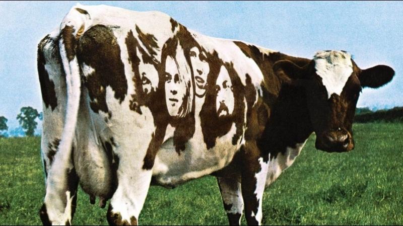 Pink Floyd - Atom Heart Mother Live@Théâtre du Chatelet