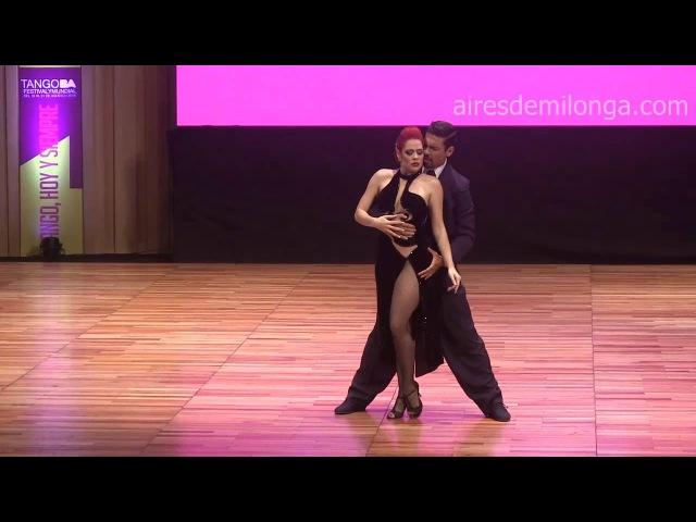 Mundial de Tango 2016, Semif Escenario 11 Campeones de Cali, Colombia y Mendoza Argentina