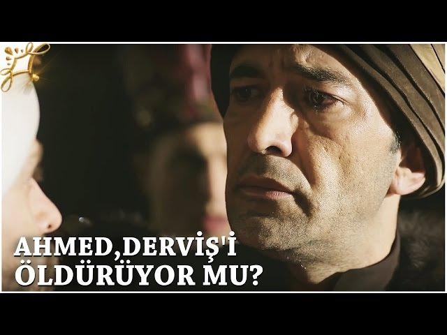Muhteşem Yüzyıl Kösem 18.Bölüm | Ahmed, Dervişi öldürüyor mu