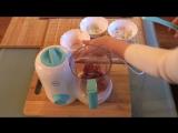 Обзор пароварки-блендер Happy Baby Fusion