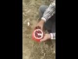 Как надо чистить гранат