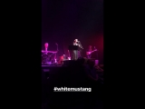 Cat Power White Mustang (Lana Del Rey cover) Live @ LA To The Moon Tour Mercedes-Benz Arena