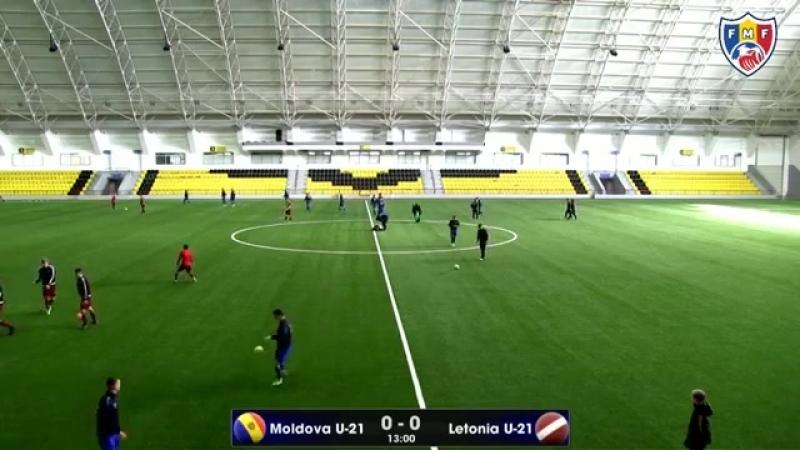 Moldova U21 - Latvia U21