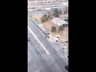 cars flying