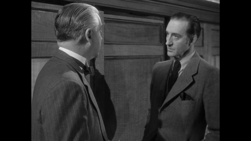 1946 - Шерлок Холмс. Ночной террор / Terror by Night