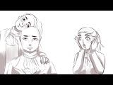 Aaron Burr Sir - Hamilton Animatic