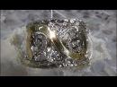 Ярра. Бирюза. Азур-малахит. Текстурное серебро.