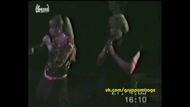 Наталия ГУЛЬКИНА и Маргарита СУХАНКИНА - Давлю на тормоза (Новосибирск 21.04.2005)