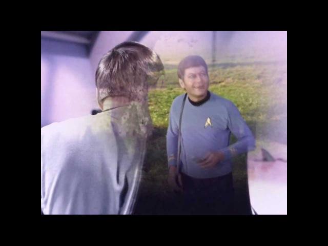Kirk/Spock/McCoy- My Heart is Broken