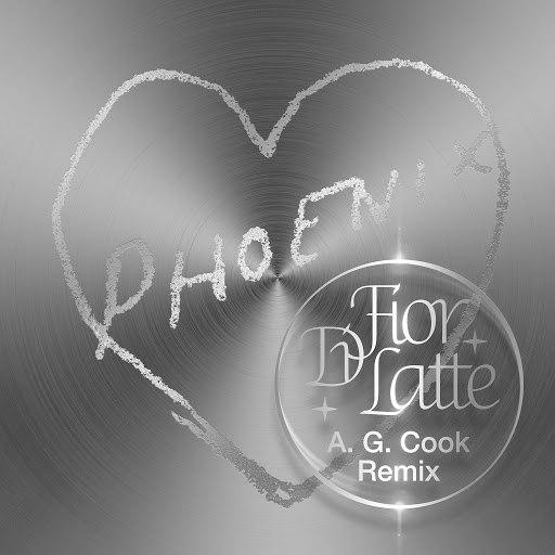 Phoenix альбом Fior di Latte (A. G. Cook Remix)