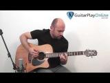 Paranoid (Black Sabbath) - Acoustic Guitar Solo Cover (Viol