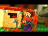 ДРУГ ? 3Д Ручка и Лего НУБик Майнкрафт Мультики LEGO Minecraft - Видео Мультфильмы для Детей