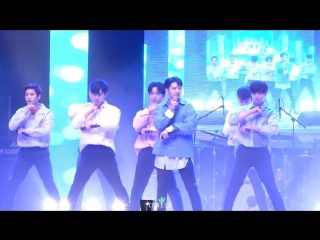 [FANCAM] 17.05.2018: BTOB - MOVIE @ Kyunghee University Festival