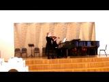 Жан-Батист Акколаи Концерт для скрипки №1 ля-минор, Jean-Baptiste Accolay, Concerto N1 in A minor.