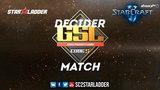 2018 GSL Season 2 Ro32 Group A Decider Match ByuN (T) vs Elazer (Z)