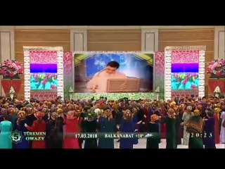 Turkmenistan President's gift to women in the country