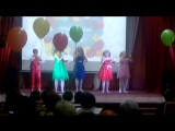 День учителя в школе №8! Песня-Пара попугаев! Ансамбль Звезда!!!