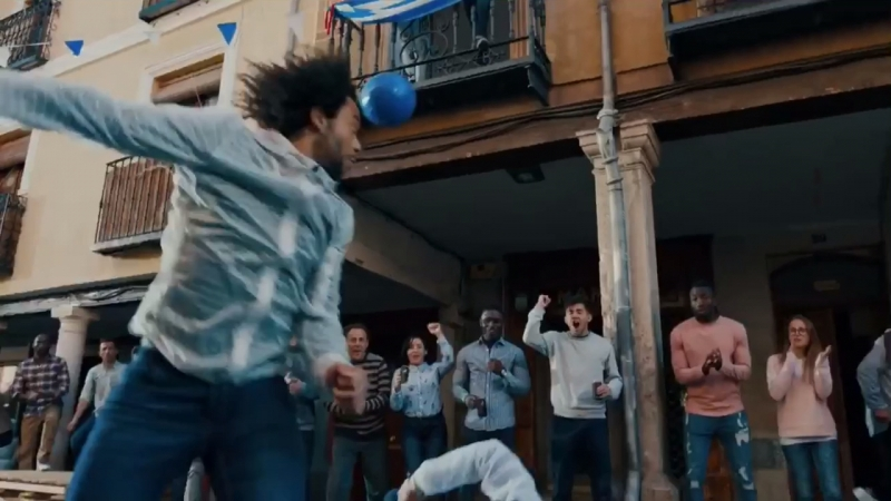 Pepsi MAX LOVE IT. LIVE IT with Messi, Marselo, Kroos, LIoyd Dele LOVEITLIVEIT