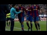 Супер гол Роналдиньо в ворота «Атлетико».
